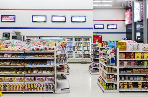 想在小區門口開個小超市,有經驗的指點一下啊謝謝